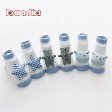 Lawadka <b>3Pairs</b>/<b>lot</b> Cartoon <b>Baby Socks Newborn Cotton</b> Boys Girls ...