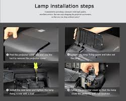 <b>NP01LP</b> Замена <b>лампы</b> проектора с корпусом для <b>NEC</b> NP1000 ...