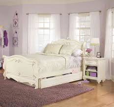 girl study bedroom furniture set