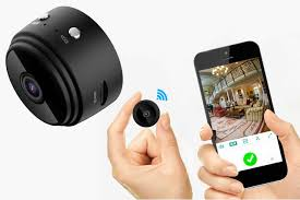 <b>Mini Wifi</b> Security <b>Spy Camera</b> Voucher - Wowcher