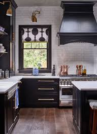subway kitchen herringbone backsplash kitchen transitional with 36 subway tile