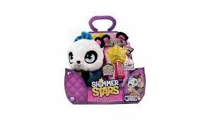 Мягкая игрушка <b>Shimmer Stars Плюшевая панда</b> 20 см ...