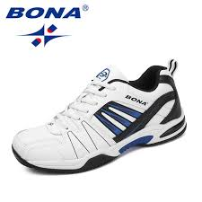 Online Shop <b>BONA New</b> Arrival Classics <b>Style</b> Men Tennis Shoes ...