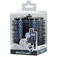 <b>Olivia Garden</b> Набор <b>брашингов MultiBrush</b> 36 мм 4 шт со ...