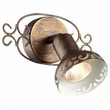 <b>Спот Arte Lamp</b> Focus A5219AP-1BR купить в Москве - интернет ...