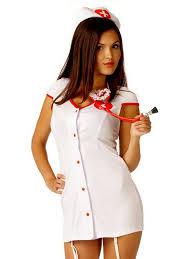 <b>Эротический игровой костюм Le</b> Frivole Доктор Любви – белый, S ...