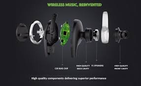 Updated <b>Version</b> of QY7 Bluetooth V4.1 Wireless Stereo: Amazon.in ...