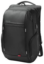 """Купить <b>рюкзак Kingsons KS3140WA17</b> 17.3"""" (Black) в Москве в ..."""