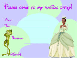 the princess and the frog party ideas creative printables print instructions