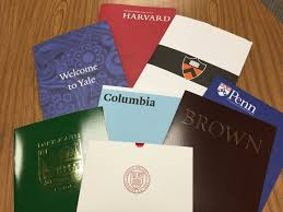 best college admissions essay nelson ureña business insider ivy league admissions folders harvard yale dartmouth princeton penn cornell columbia brown