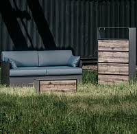 <b>Комплект садовой мебели</b> Тибр из слоистого пластика