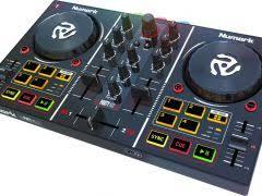 <b>DJ</b>-<b>контроллер Numark Party</b> Mix в комплекте по - Хобби и отдых ...