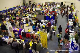 champlain college s spring job fair 2011 adds series of career champlain college spring job fair