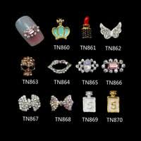 Wholesale Nail <b>Skull</b> Rhinestones for Resale - Group Buy Cheap ...