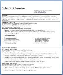 civil engineer resume sample entry level resume example entry level