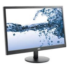 <b>Монитор AOC e2270Swn</b> 21.5, <b>Black</b> — купить в интернет ...