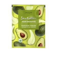 Питательная <b>маска</b>-смузи для всех типов <b>волос с</b> авокадо Love ...