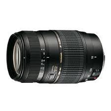 <b>Объектив Tamron Canon AF</b> 70-300mm F4.0-5.6 Di LD Macro 1:2 ...
