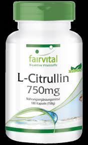 L-citrulline 750mg -<b>180 capsules</b> Buy online | <b>Amino acids</b>