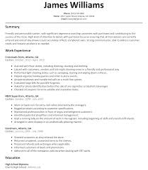 cashier resume sample com