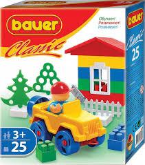 Игровой <b>набор Bauer ЭКО в</b> ассортименте 32 эл. (в коробке)