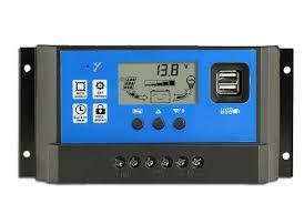 Free shipping!<b>60A 50A 40A</b> 30A 20A 10A 12V24V Auto <b>LCD</b> ...