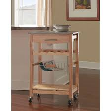 Portable Kitchen Island With Granite Top Home Decorators Collection 22 In W Granite Top Kitchen Island