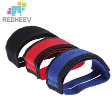 <b>1pc Bicycle Bike Cycling Pedal</b> Bands Feet Binding Straps for Fixed ...
