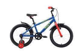 Детский <b>велосипед Stark Foxy 18</b> (2019) купить в Москве, цена ...