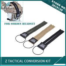 Online Shop Z Tactical Z-TAC Airsoft EX Helmet Rail Adapter Set for ...