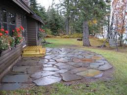 flagstone patio designs perfect outdoor nice flagstone patio design ideas  images about patio ideas on pintere