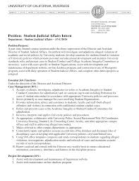 resume examples for college students no experience  resume for    college resume samples real college student affairs resume examples