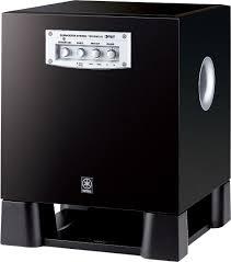 Сабвуфер <b>Yamaha YST</b>-<b>SW215</b>, <b>Black</b> Piano