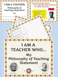 Educational Philosophy Sample Do you need or want a statement of your teaching philosophy  This tool guides you in the creation of a personal statement that explains your beliefs and