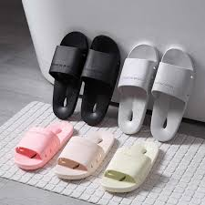 <b>Indoor</b> plastic <b>soft</b> soles bathroom bath non slippers sandals slippers ...