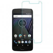 <b>Naxtop Tempered Glass</b> Screen Protector for Motorola MOTO G5 Plus