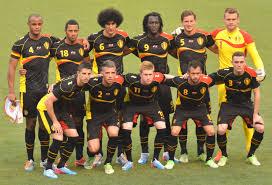 Équipe de Belgique de football