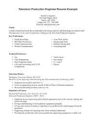 Manufacturing Engineer Resume Sample Production Engineer Resumes Resume Sample