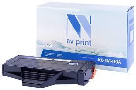 <b>Картридж NV Print KX-FAT410A</b> для Panasonic, совместимый ...