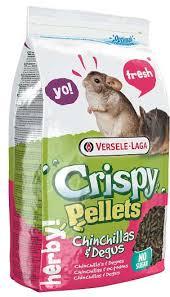 "<b>Корм</b> для шиншилл и дегу <b>Versele</b>-<b>Laga</b> ""<b>Crispy</b> Pellets ..."