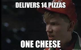 Home Alone Pizza Guy memes | quickmeme via Relatably.com
