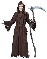 <b>Men's Ancient</b> Reaper Costume, Large
