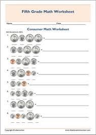 Math worksheets, Worksheets and Math on PinterestEnjoy Free Basic Consumer Math - Printable Worksheet