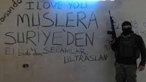 Mehmetçik El Bab'dan Muslera'ya selam yolladı