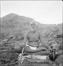 Image result for images of ramana maharshi
