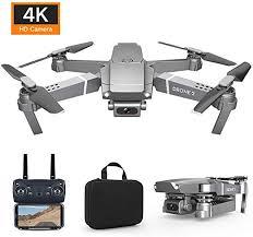 Amazon.co.jp: <b>WiFi FPV</b> Drone, <b>E68</b> Drone HD Wide Angle ...