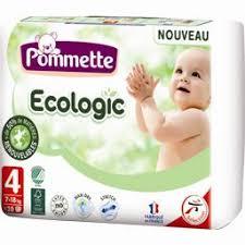 Mon avis sur #3 - Les couches écologiques Pommette