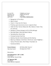 Cv Format Hr Hr Generalist Resume Sample Monster New Resume Format      For  Human Resources Brefash