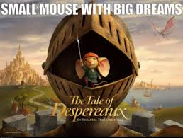 Small Mouse With Big Dreams Meme | Chat with Free Emoticons & Smileys via Relatably.com