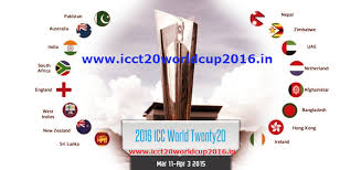 Image result for icc t20 world cup 2016